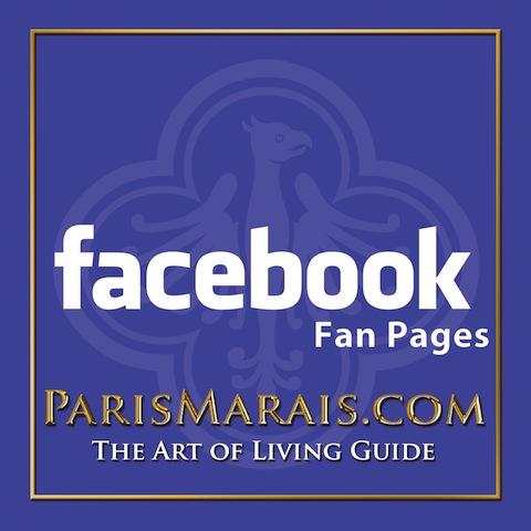 FAN PAGE PARISMARAIS