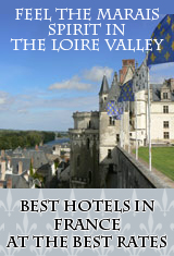 Book loire valley hotel