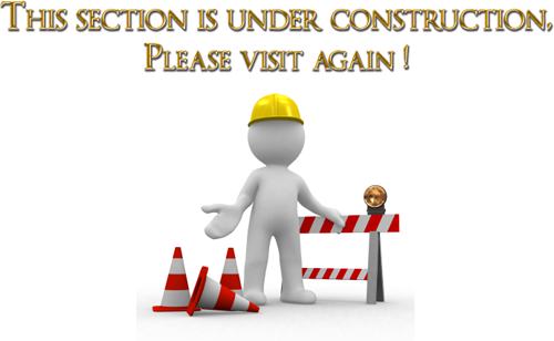 Page under cronstruction