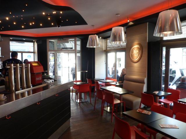 Rencontre restaurant