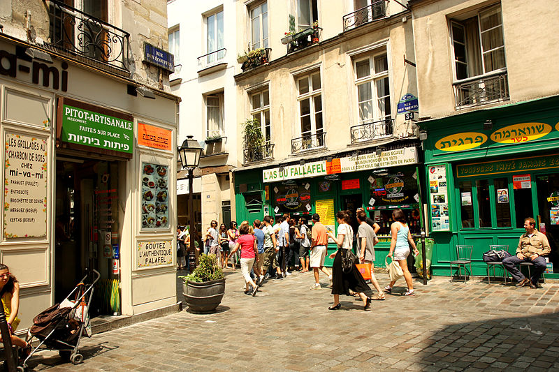 Hotel Rue Des Tournelles Paris
