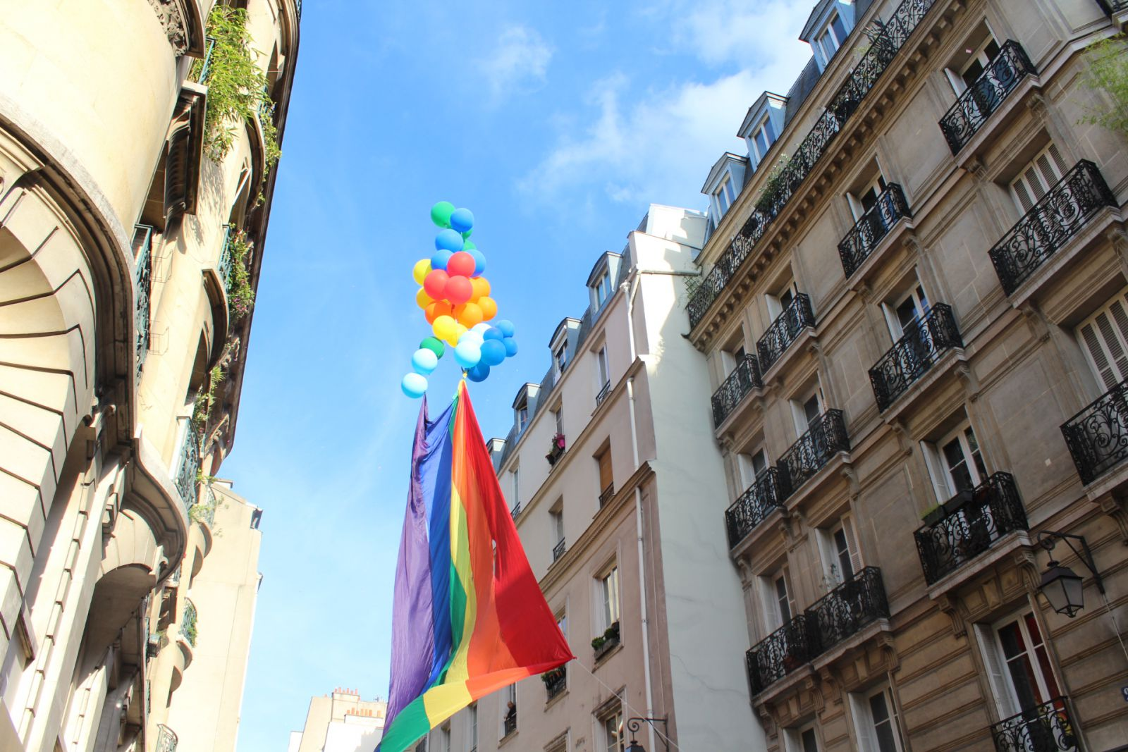 quartier des marais paris gay