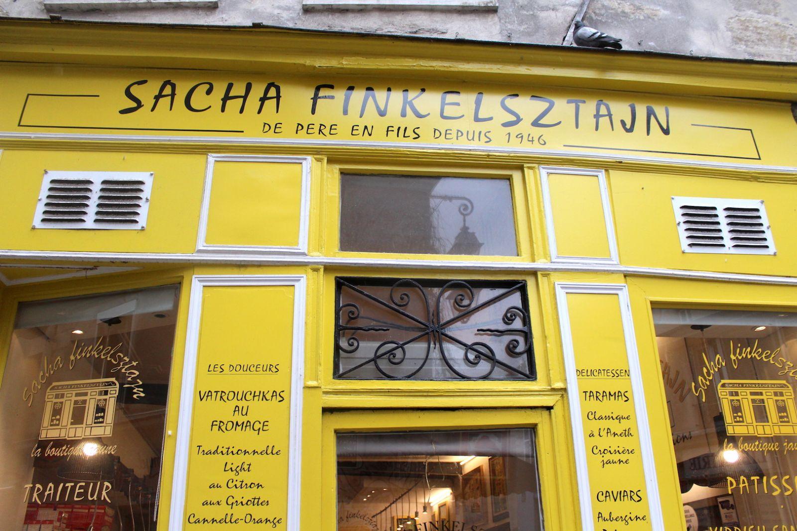 Rue des Rosiers | Jewish Quarter Paris | Le Marais