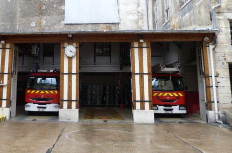 histoire gay pompier