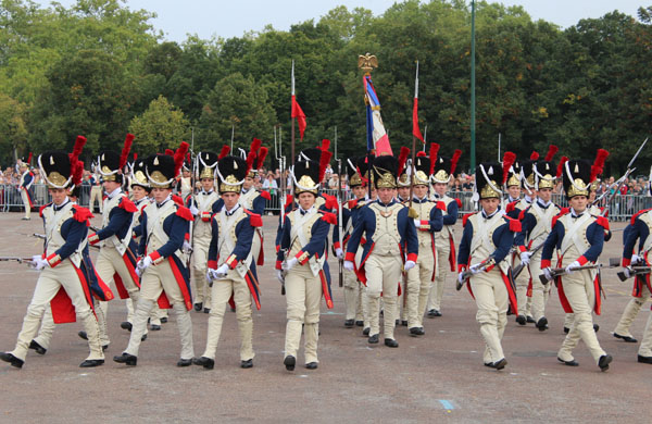 Garde Republicaine, The Annual Paris Horseguards Show