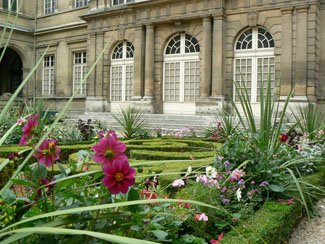 Jardin du Musée Carnavalet Le Marais