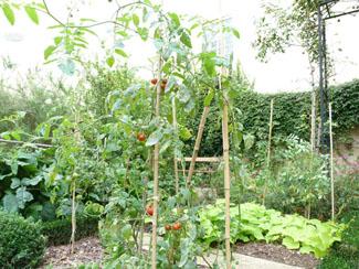 Jardin du clos des Blancs Manteaux