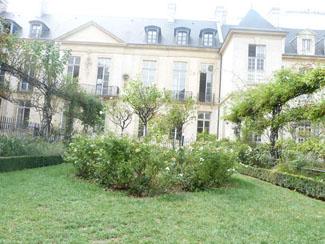 Jardin saint Gilles Grand Veneur