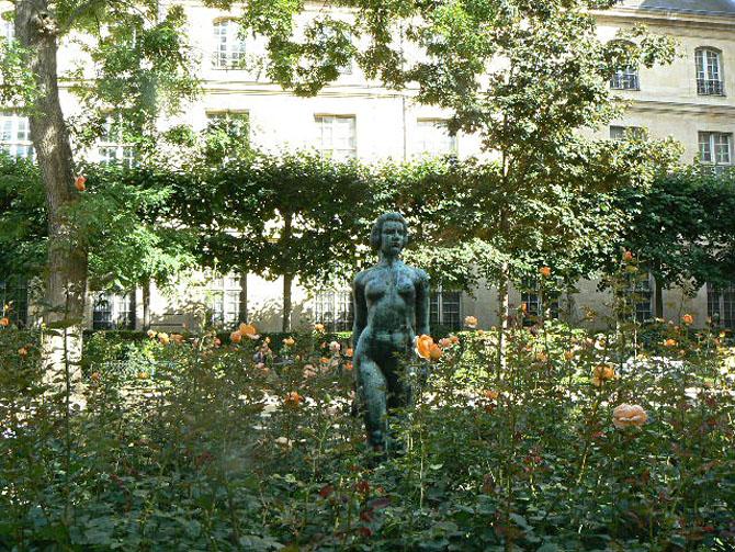 Square Georges Cain Le Marais