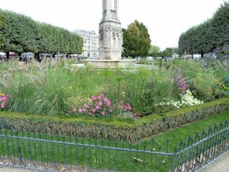 Square Jean XXIII Paris Le Marais
