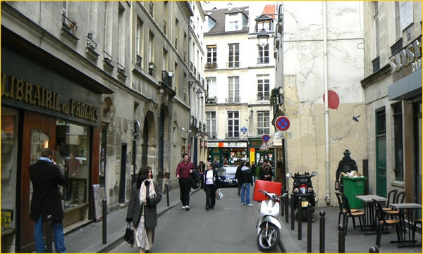 Jewish Quarter Paris