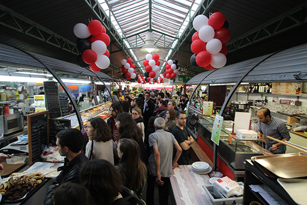 Marche Des Enfants Rouges   Paris Oldest Market Celebrates