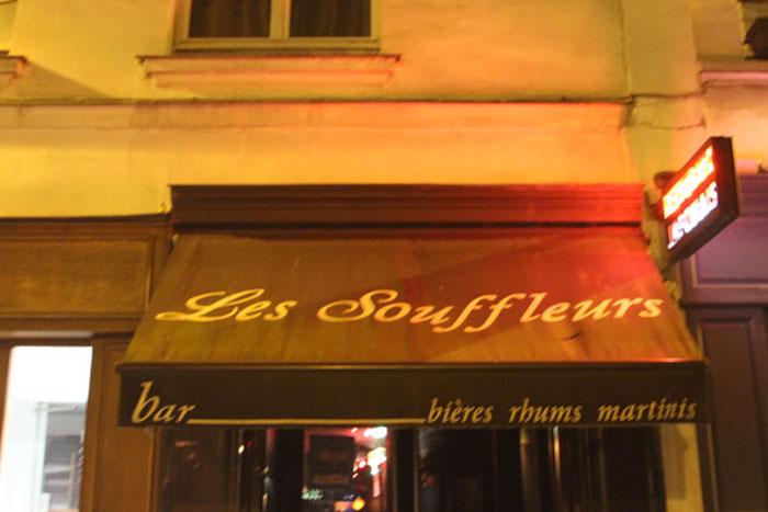 Resultado de imagen para BAR LE SOUFFLEUR