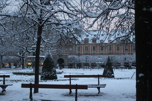 Was man in Paris im Januar unternehmen kann
