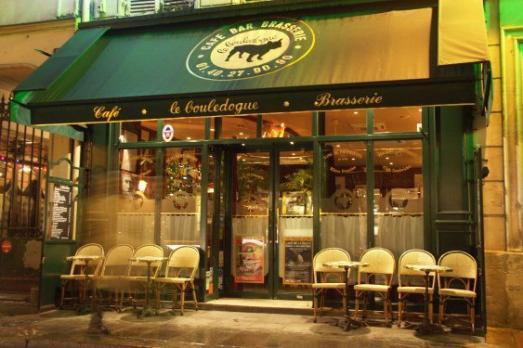Le Bouledogue, la brasserie traditionnelle parisienne