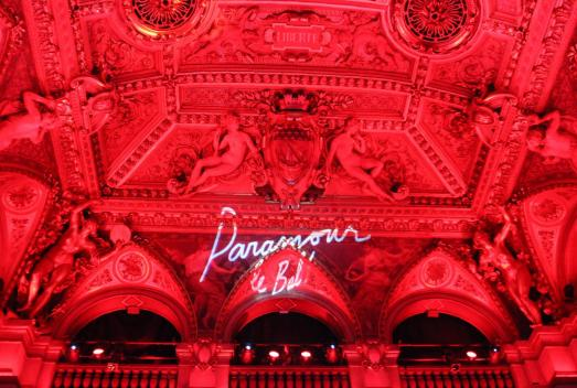 Great succes for Paramour le bal