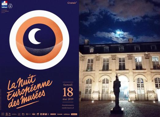 Nuit européennes des musées au mahJ