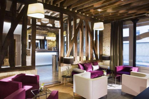 Offres exclusives à l'Hôtel Jacques de Molay