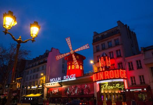 Happy birthday to The Moulin Rouge!