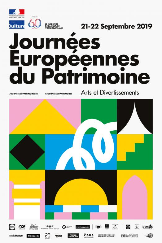 European Heritage Days in Paris