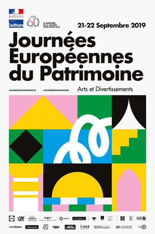 Jornadas Europeas del Patrimonio en París