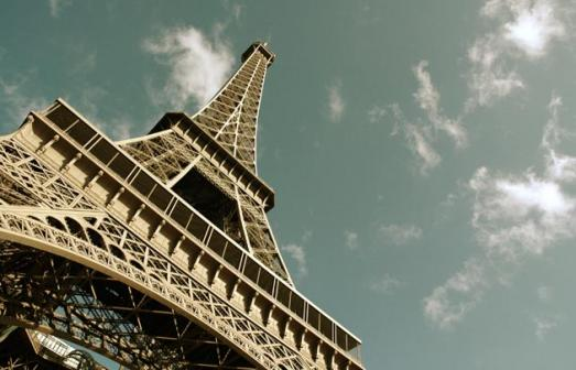 Exhibition of the 130th anniversary of the Eiffel Tower