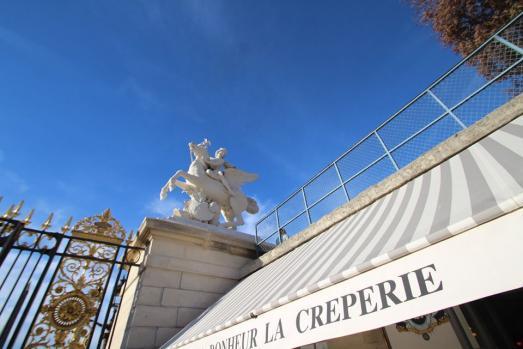 Le bonheur est aux Tuileries