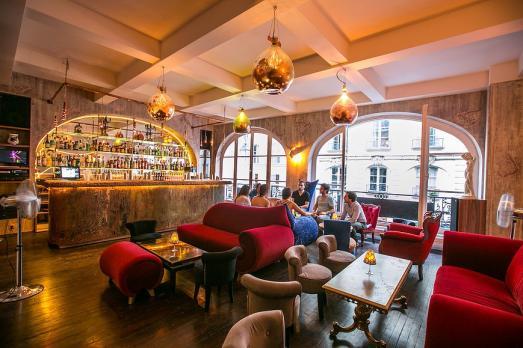 Bougez, mangez, sortez, 5 fois par semaine ! Faites vivre vos commerces et restaurants à Paris !