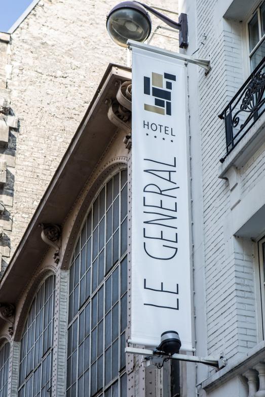Profitez d'un soir dimanche soir à -25% à l'Hôtel Le Général ****