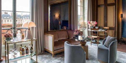 Offre exeptionnelle à l'Hôtel Cour des Vosges *****