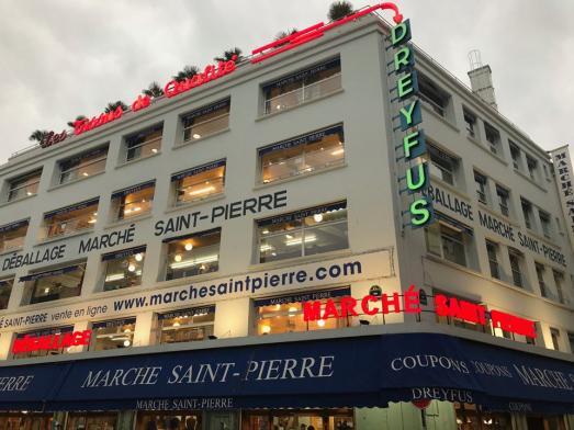 Le Merveilleux marché Saint Pierre !