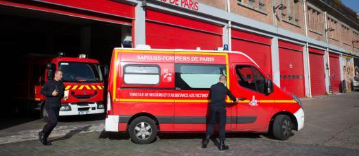 CORONAVIRUS : la brigade des sapeurs-pompiers de Paris vous informe