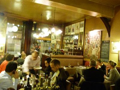 Restaurant Marais Le Gaspard De La Nuit Parismarais