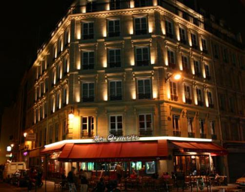 Hotel mazarin paris for Hotel marais paris