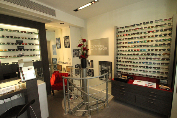 If you re after that unique look, Les Opticiens du Marais (The Marais  Opticians) is the place to go. All the frames are distinctive and the  lenses are ... 0e1381d714ef
