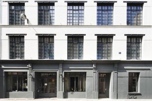 Hotel fabric parigi i migliori hotel e alberghi parigi for Hotel zona marais parigi