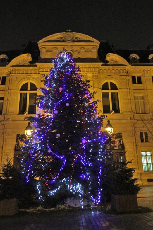 Marais Christmas !