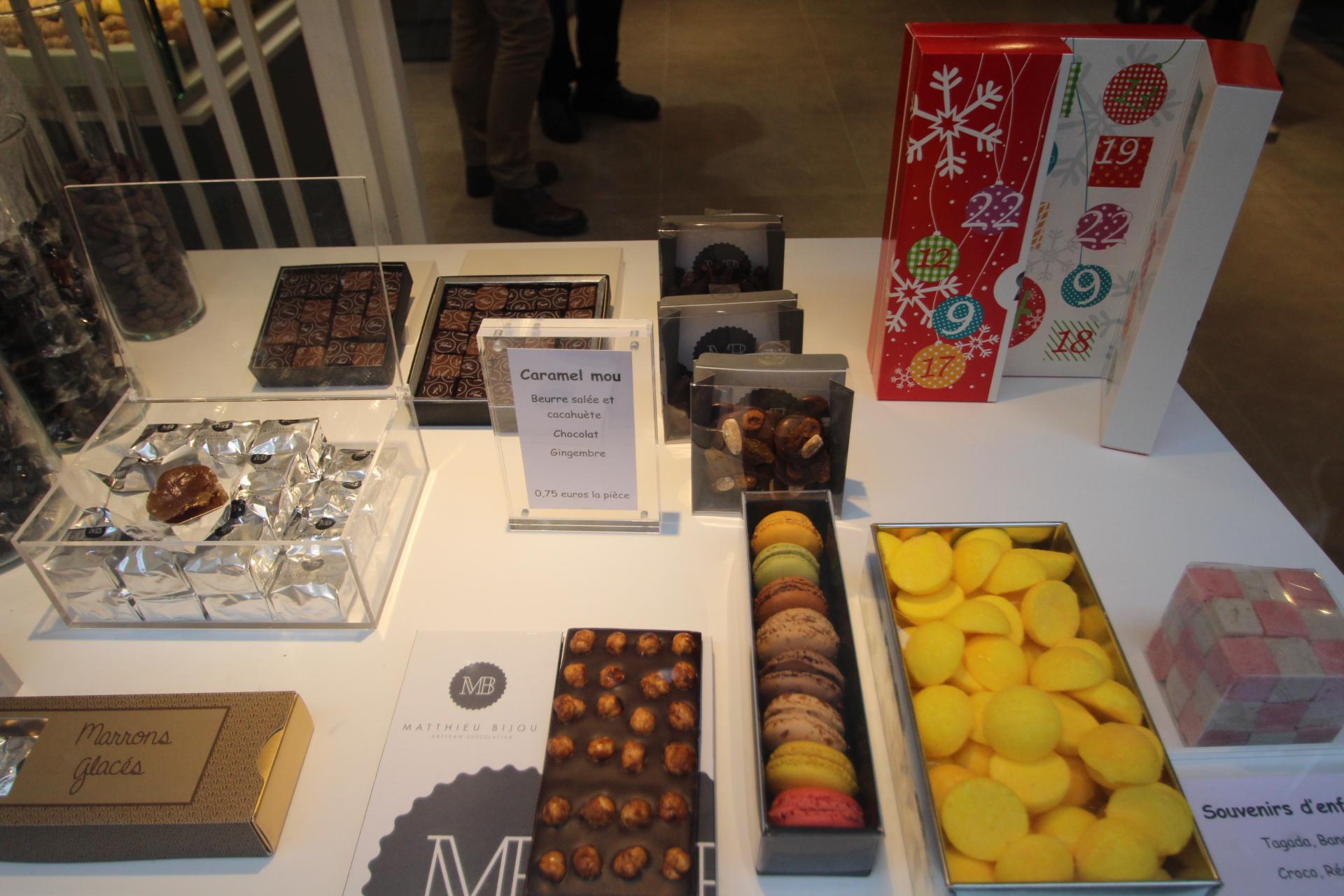chocolatiers paris 11