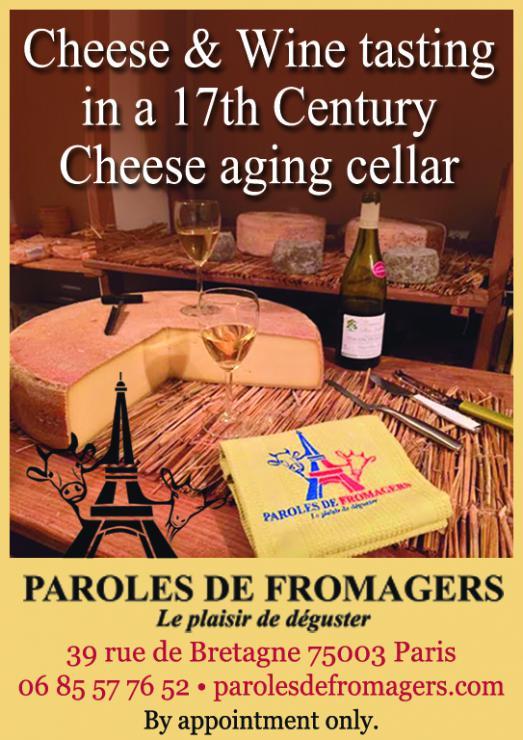 Paroles de fromagers, pour redécouvrir le fromage
