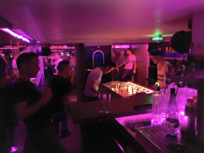 bar gay rencontre paris à Sainte-Marie