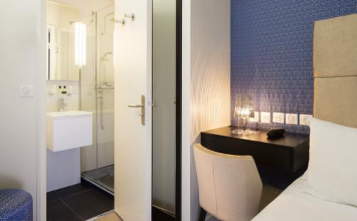 Parismarais com hotel le relais du marais paris france for Gunstige designhotels