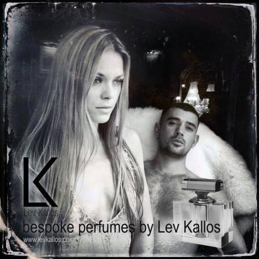 Lev Kallos, créateur de parfums uniques