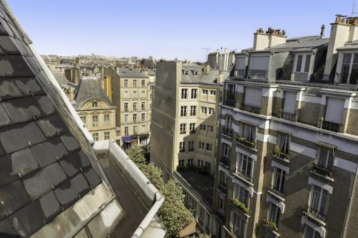 Parismarais com h tel de neuve parigi alberghi 3 for Hotel zona marais parigi