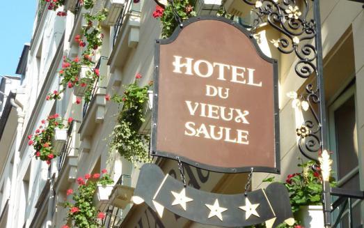 Special offer at Hotel du Vieux Saule