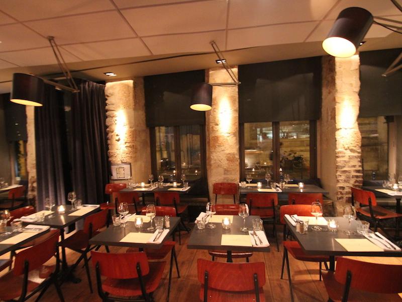Restaurant Marais Des Gars Dans La Cuisine Parismarais