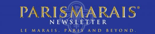 PARISMARAIS NEWSLETTER 2017 IS OUT