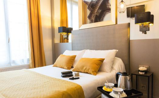 A new budget hotel join PARISMARAIS hotel network