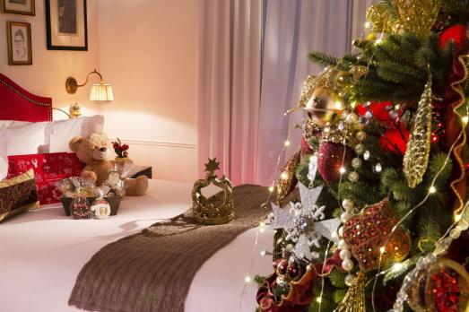 Noël à La Chambre du Marais