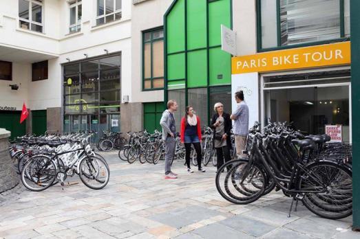 Louez un vélo pour la journée ou pour une visite guidée