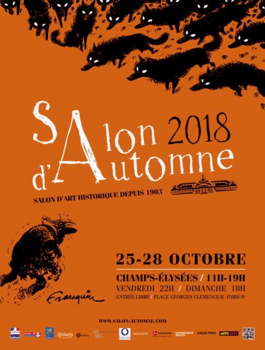 Marianne Strom expose au Salon d'Automne